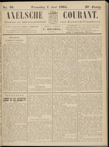 Axelsche Courant 1904-06-01