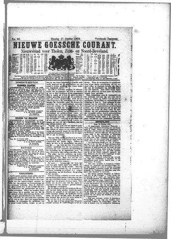 Nieuwe Goessche Courant 1879-10-21