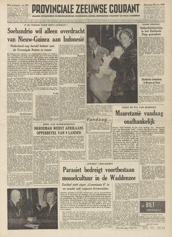 Provinciale Zeeuwse Courant 1960-11-28