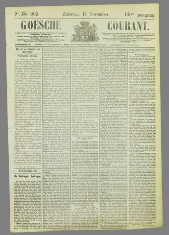 Goessche Courant 1913-11-15