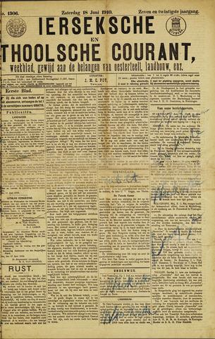 Ierseksche en Thoolsche Courant 1910-06-18