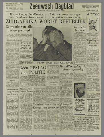 Zeeuwsch Dagblad 1960-10-07