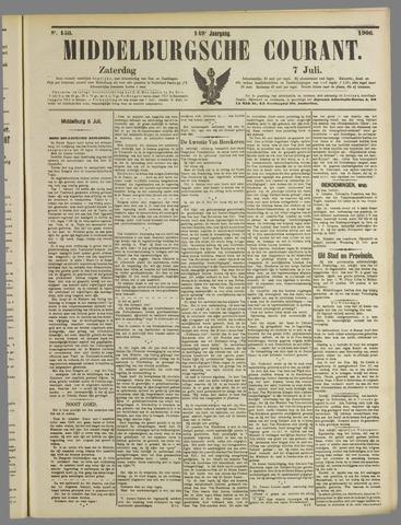 Middelburgsche Courant 1906-07-07