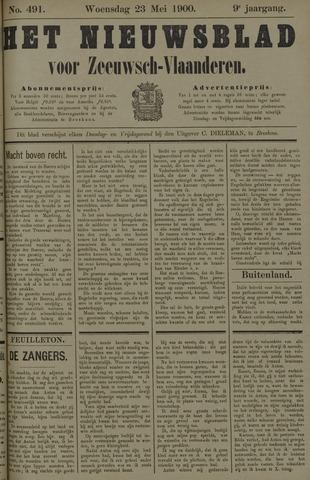Nieuwsblad voor Zeeuwsch-Vlaanderen 1900-05-23