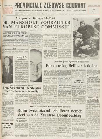 Provinciale Zeeuwse Courant 1972-03-21