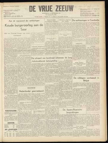 de Vrije Zeeuw 1955-09-14