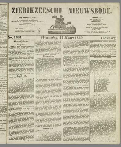 Zierikzeesche Nieuwsbode 1860-03-14