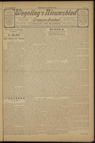 Zeeuwsch Nieuwsblad/Wegeling's Nieuwsblad 1931-01-30
