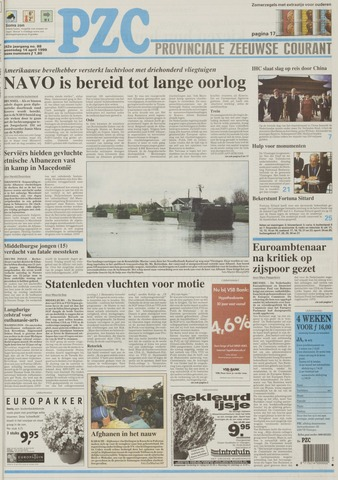 Provinciale Zeeuwse Courant 1999-04-14