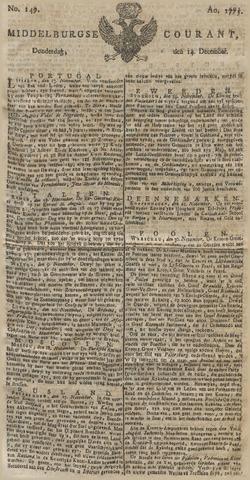 Middelburgsche Courant 1775-12-14