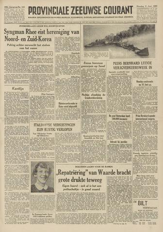 Provinciale Zeeuwse Courant 1953-06-09