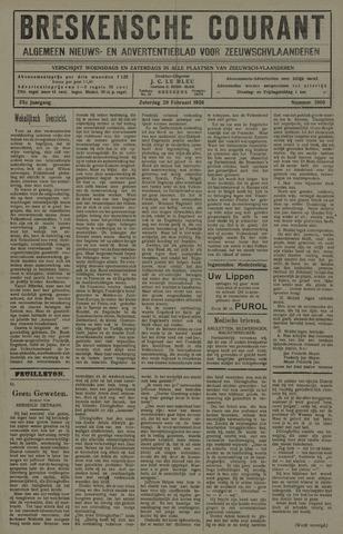Breskensche Courant 1926-02-20