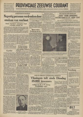 Provinciale Zeeuwse Courant 1952-09-10