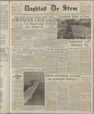 de Stem 1962-12-12
