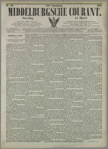 Middelburgsche Courant 1891-03-14