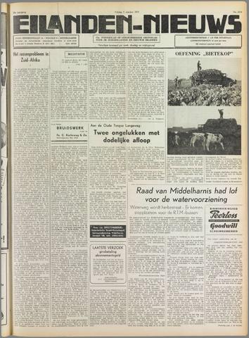 Eilanden-nieuws. Christelijk streekblad op gereformeerde grondslag 1959-10-09