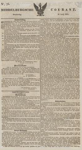 Middelburgsche Courant 1834-06-26