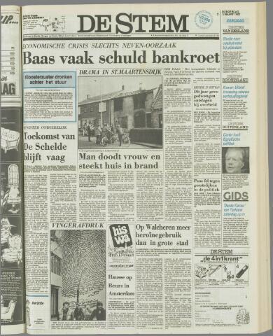de Stem 1983-03-03