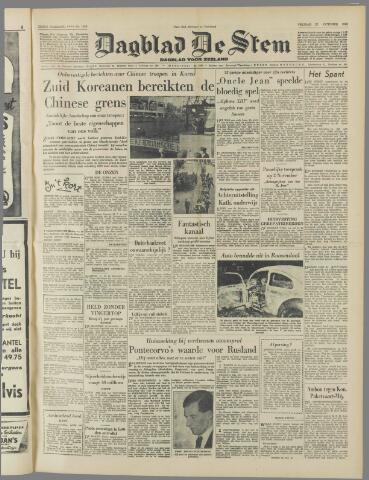 de Stem 1950-10-27