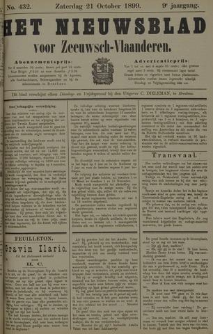 Nieuwsblad voor Zeeuwsch-Vlaanderen 1899-10-21