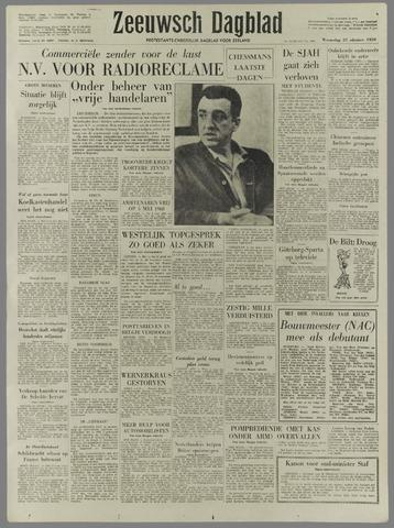 Zeeuwsch Dagblad 1959-10-21