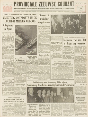 Provinciale Zeeuwse Courant 1965-04-12