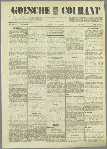 Goessche Courant 1932-08-13