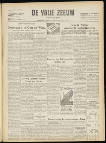 de Vrije Zeeuw 1956-03-24