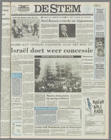 de Stem 1986-07-29