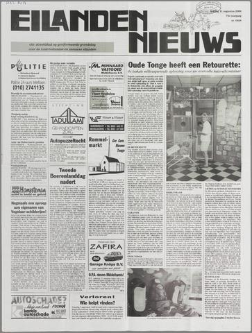 Eilanden-nieuws. Christelijk streekblad op gereformeerde grondslag 2000-08-11