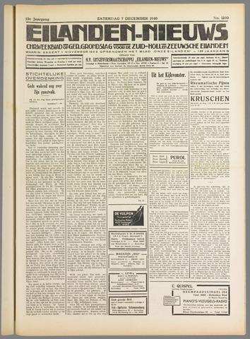 Eilanden-nieuws. Christelijk streekblad op gereformeerde grondslag 1940-12-07