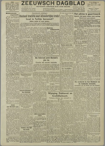 Zeeuwsch Dagblad 1947-06-19