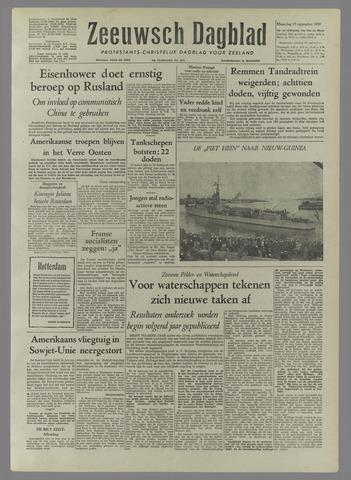 Zeeuwsch Dagblad 1958-09-15