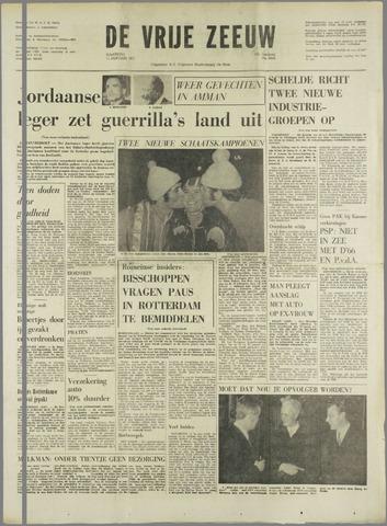 de Vrije Zeeuw 1971-01-11