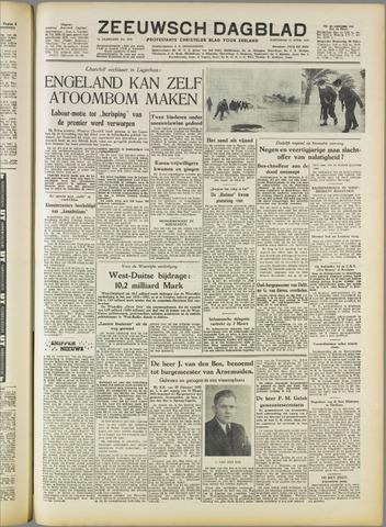 Zeeuwsch Dagblad 1952-02-27