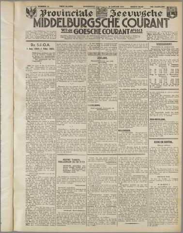 Middelburgsche Courant 1937-01-28