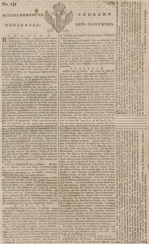 Middelburgsche Courant 1785-11-03