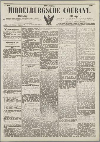 Middelburgsche Courant 1901-04-30