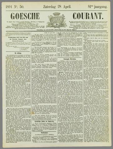 Goessche Courant 1894-04-28