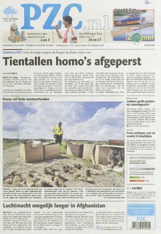 Provinciale Zeeuwse Courant 2010-07-29