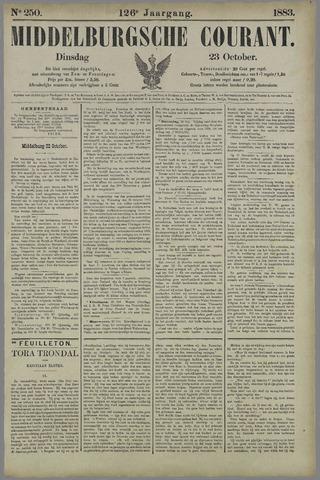 Middelburgsche Courant 1883-10-23