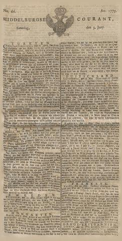 Middelburgsche Courant 1775-06-03