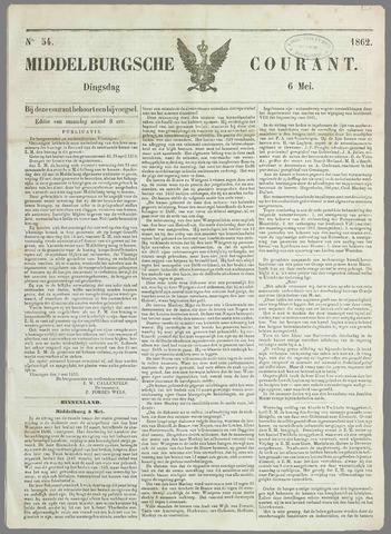 Middelburgsche Courant 1862-05-06