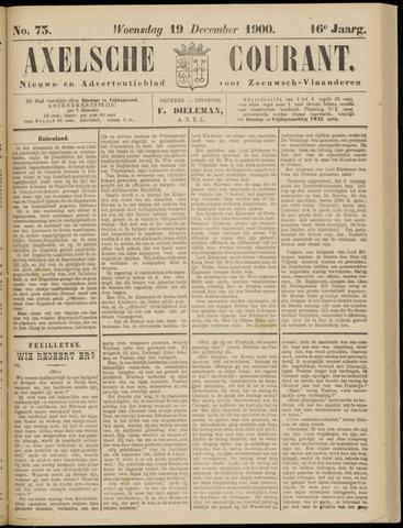 Axelsche Courant 1900-12-19