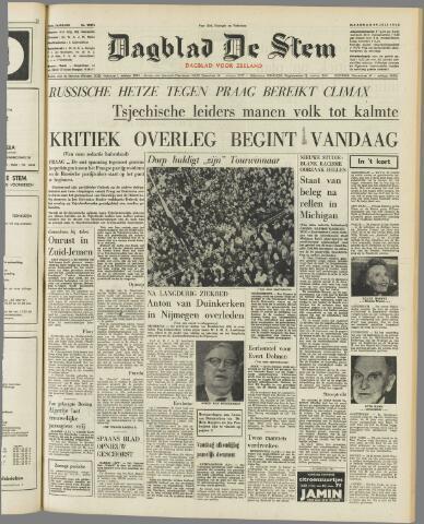 de Stem 1968-07-29