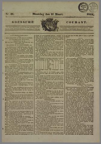 Goessche Courant 1844-03-11