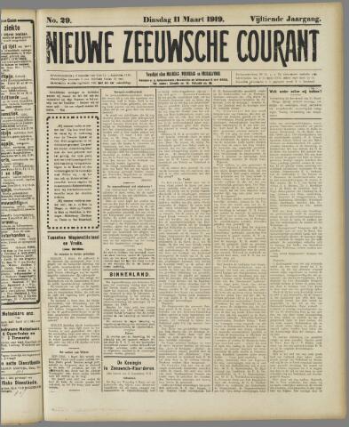 Nieuwe Zeeuwsche Courant 1919-03-11