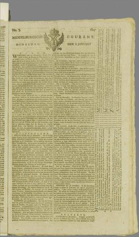 Middelburgsche Courant 1807-01-06