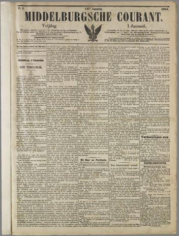 Middelburgsche Courant 1904