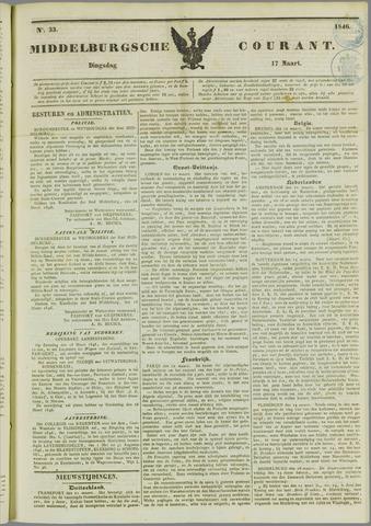 Middelburgsche Courant 1846-03-17